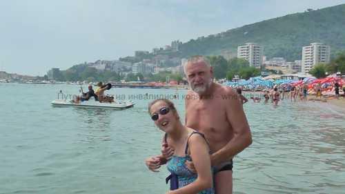салоники, греция: пляжный отдых