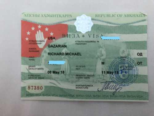 нужна ли виза и загранпаспорт в киргизию для россиян в 2019 году
