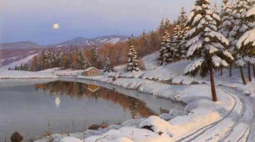 россия: 9 мест, куда поехать зимой 2018